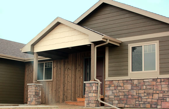 custom homes gillette wyoming