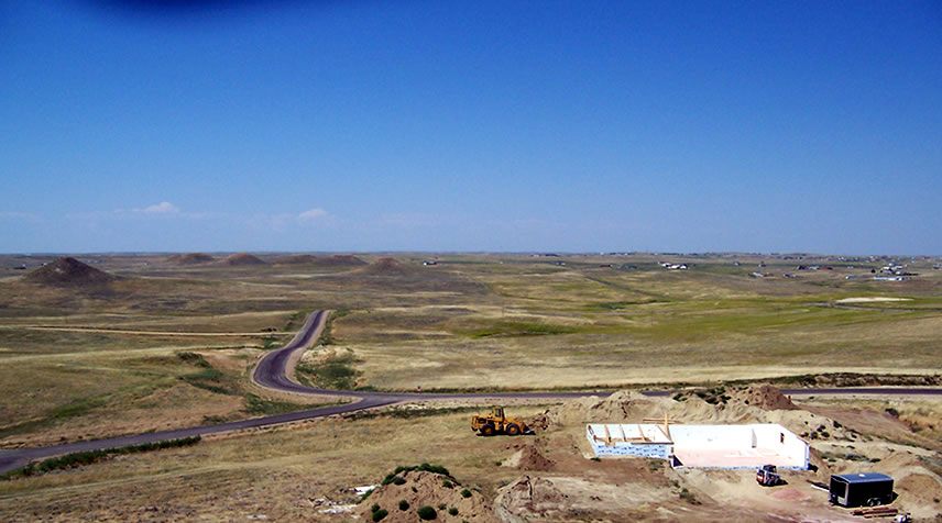 red hills development gillette wyoming